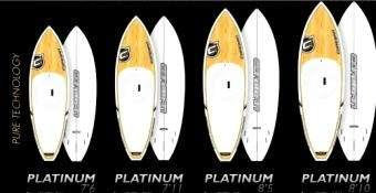 """coreban Platinum 8'5"""""""