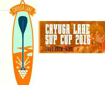 Cayuga Lake SUP Cup - Jul 29-Jul 31 (US, NY)