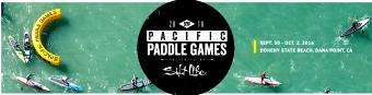 Pacific Paddle Games - Sep 30-Oct 2 (US, CA)