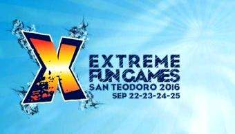 Extreme Fun Games - Sep 22-Sep 25 (Sardinia)