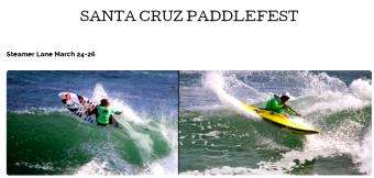 Santa Cruz Kayak Surf Festival - Mar 24-Mar 26 (US, CA)