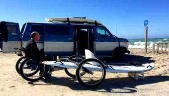 SUP Magazine: Enabling Adaptive Paddlers – Part 1
