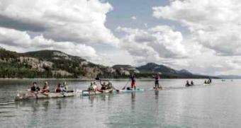 SUP Examiner: Another Record Field Ready for 19th Annual Yukon River Quest