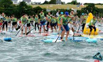 SUP Connect: 4th Annual Morbihan Paddle Trophy Ouest-France