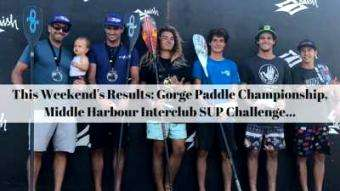 TotalSUP: Gorge Paddle Championship, Middle Harbour Interclub SUP Challenge