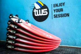 Fanatic SUP: Tws Pro Slalom Training 2018