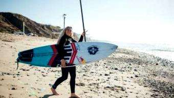 TotalSUP: Infinity SUP Welcomes 5x World Champ Izzi Gomez to the Team