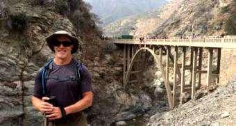 SUP Examiner: Hiking to the Bridge to Nowhere