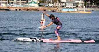 SUP Examiner: Stand Up Paddle Board Racing for Beginners by Kayla Anderson
