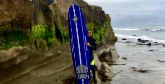 Keeper Sports: See What Scott Burke Surf's Newest Team Rider Has to Say