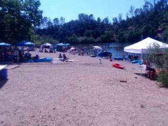 The American River: Community Part, Henningsen Lotus Park - South Fork of the American River