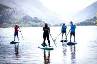 SUP International: Knowledge – Improving Technique