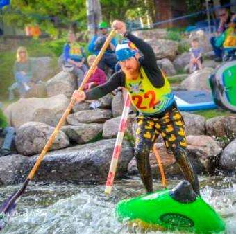 SOL Paddle: Vail Colorado Race Series