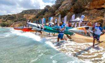 SUP Connect: Agios Nikolaos on SUP Becomes Greece Qualifier for ISA