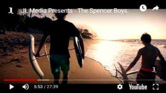 SUP International: Tale of the Spencer Boys chasing their passion of hydrofoiling  - The Spencer Boys