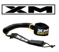 surfmore-xm 10 Power Clip Regular Knee Coil SUP Leashes