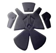 WRSI Complete Fit Pad Replacement Set