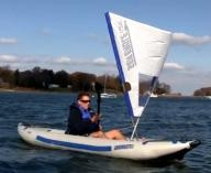 sea-eagle QuikSail - Universal Kayak Sail
