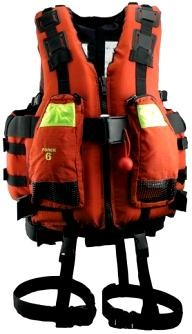 force6 Rescuer II Swiftwater PFD