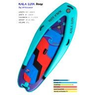 hala Luya Big Whitewater Inflatable 8'8""