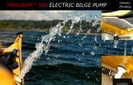 bluewater-kayak-works Freedom 500 Electric Bilge Pump