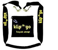 klip-n-go kayak strap