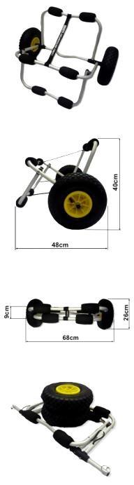 Lomo Kayak Trolley