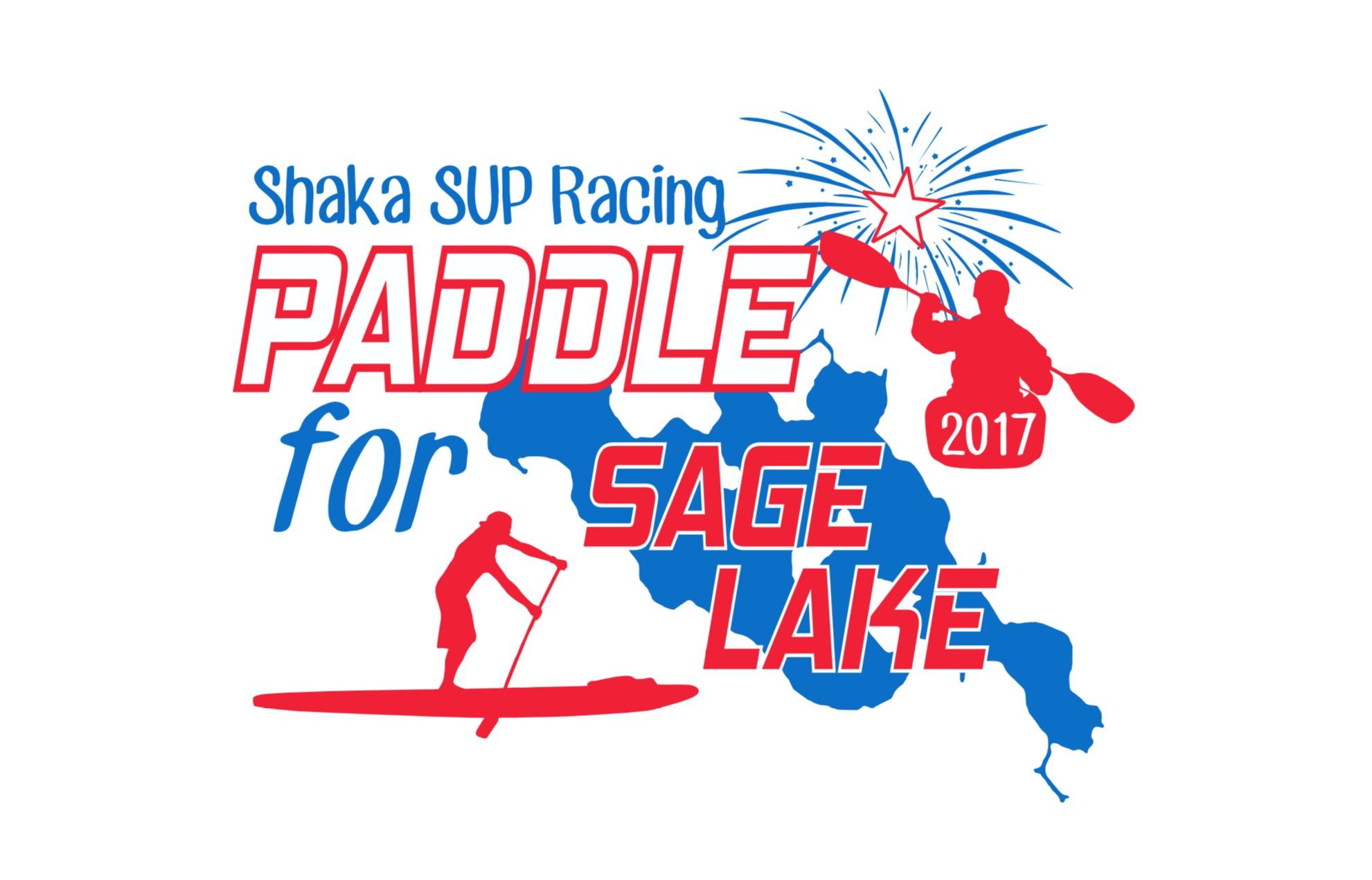Paddle For Sage Lake