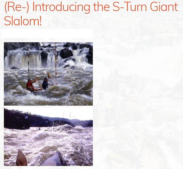 S-Turn Giant Slalom