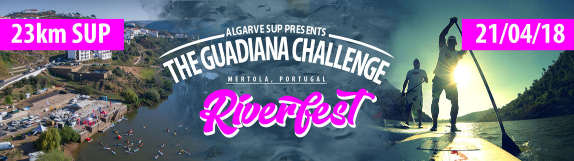 The Guadiana Challenge