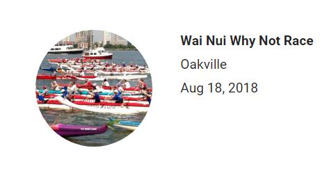 Wai Nui Why Not Race