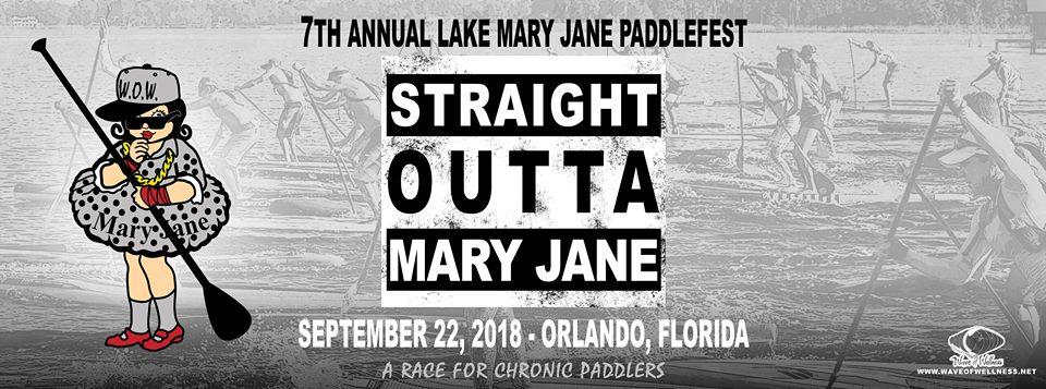 Lake Mary Jane Paddle Fest