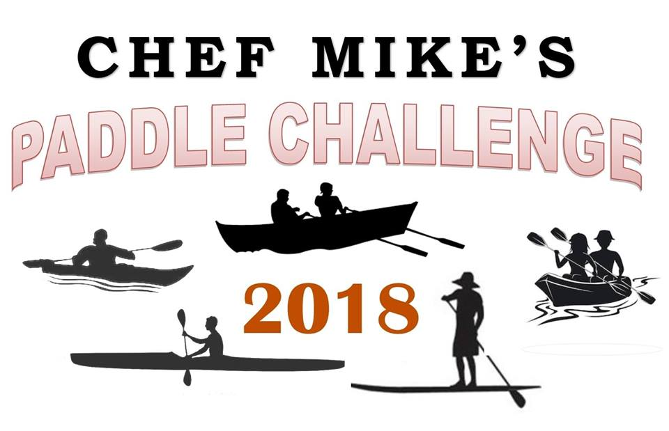 Chef Mike's Paddle Challenge