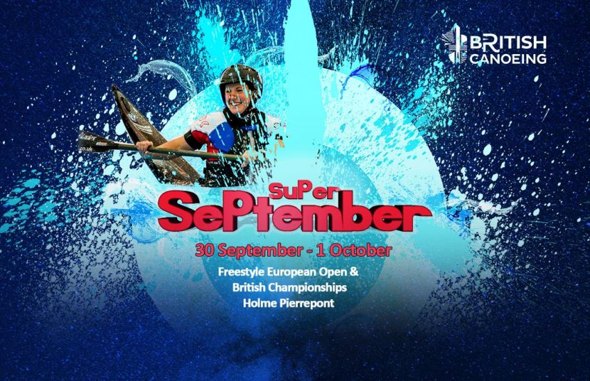 Freestyle European Open & British Championships