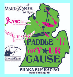 Paddle for Your Cause