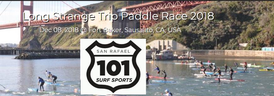 Long Strange Trip Paddle Race