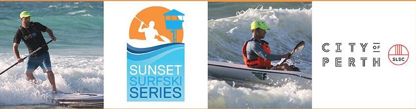 Triple S Sunset Surfski Series #2