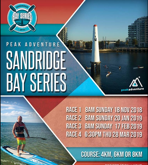 Peak Adventure Sandridge Bay Series #2