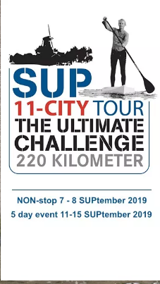SUP 11-City Tour - 5 Day Event