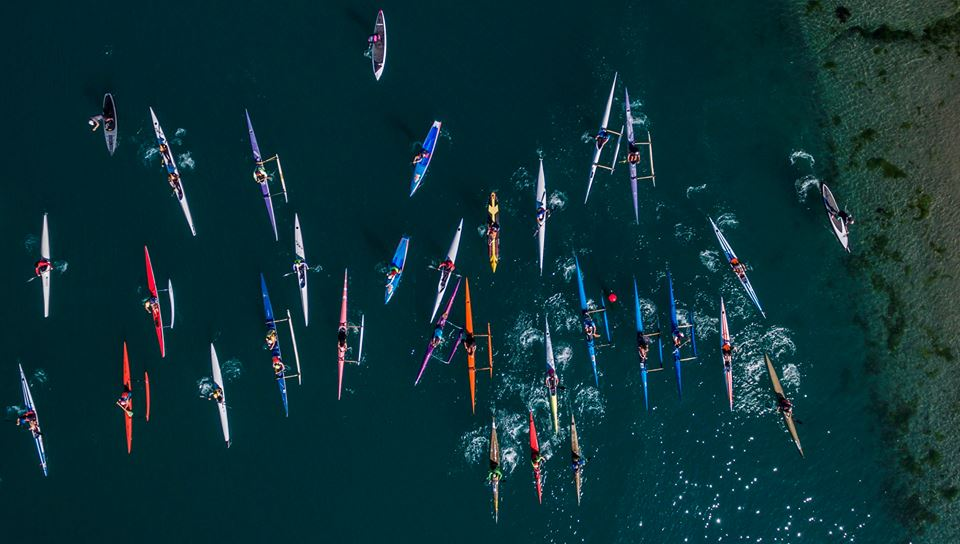 Porirua City Twilight Paddle Series - Event 8