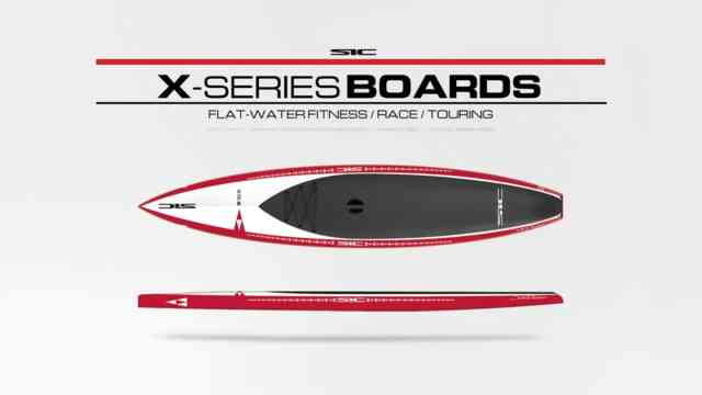 Video: BralyJoy: SIC Maui Boards / X Series