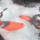 Strobo kayak