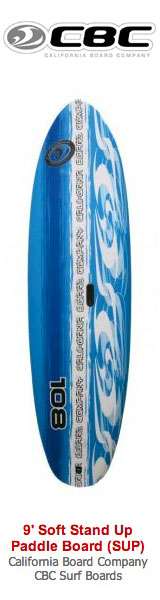 CBC Soft Stand Up Paddle Board