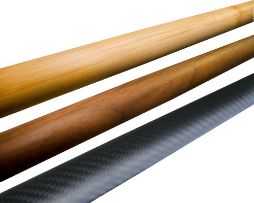 Rhythm Carbon/Wood - _rhythmshafts-1387009161