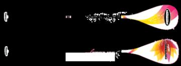 Wahine Paddles 13° Carbon/Fiberglass - _wahinecoreban1-1390151176