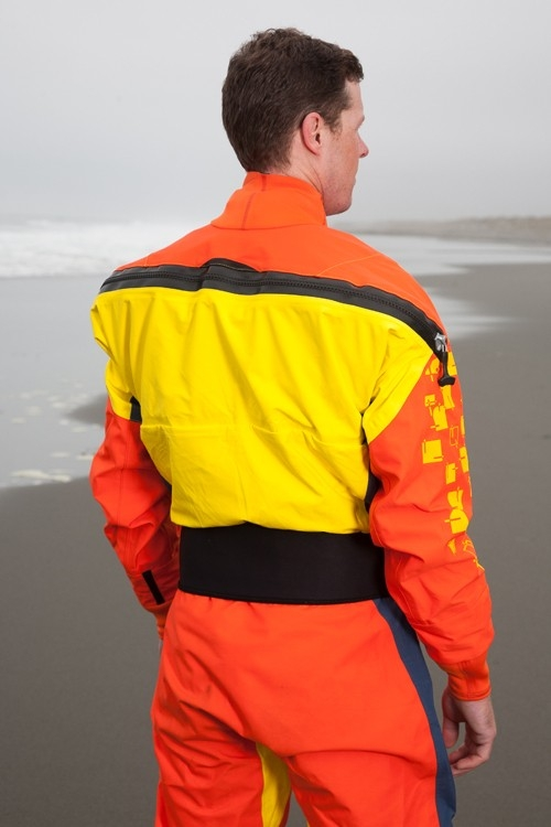 GORE-TEX® Icon Dry Suit with Relief Zipper and Socks - Men - _icn-icon-tangerine-3-1362580915