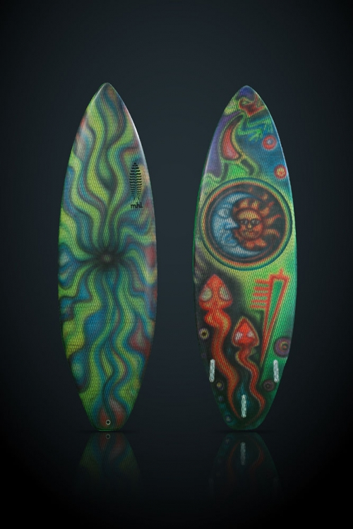 "El Gallo Wave Model 9'8"" - _mhl7-1373101811"