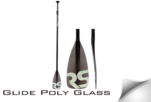 Glide Poly Glass Adjustable SUP Paddle - _glidepolyglassravesup1-1388206676
