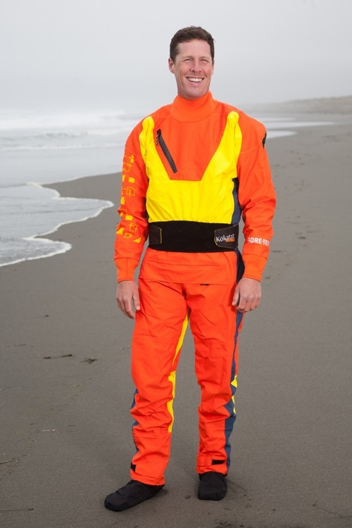 GORE-TEX® Icon Dry Suit with Relief Zipper and Socks - Men - _icn-icon-tangerine-1362580915