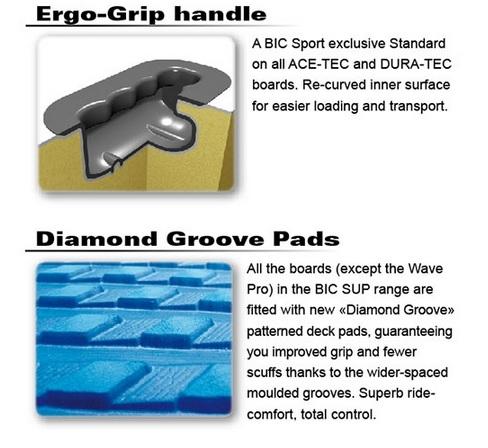 """ACE-TEC Classic Platinum 11'6"""" - _ergo-diamondgrip-1409118688"""